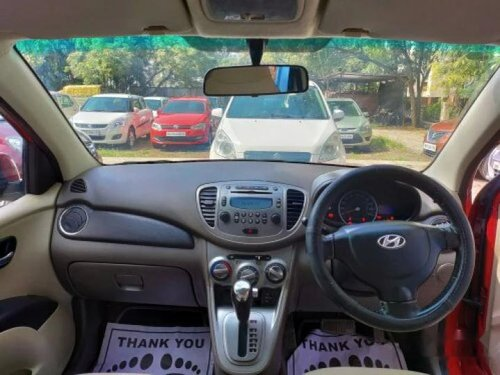 Used 2011 i10 Sportz AT  for sale in Pune