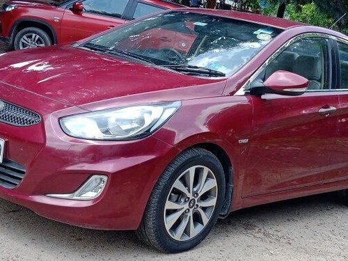 Used 2014 Verna SX CRDi AT  for sale in Hyderabad