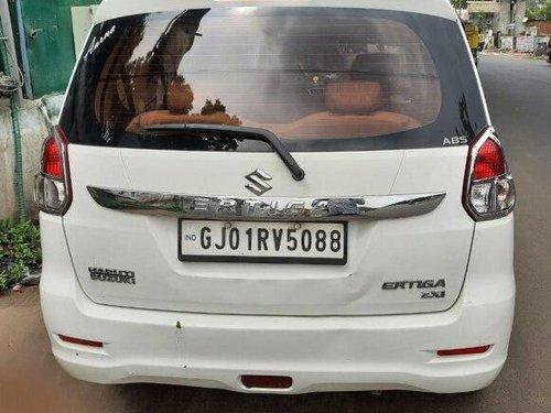 Used 2016 Ertiga ZXI  for sale in Ahmedabad