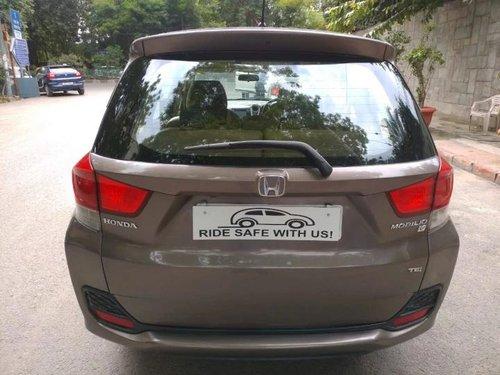 Used 2014 Mobilio V Option i-DTEC  for sale in New Delhi