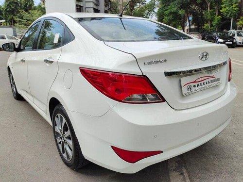 Used 2015 Verna 1.6 VTVT AT S Option  for sale in Mumbai