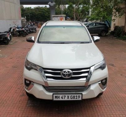Used 2017 Fortuner 2.8 2WD AT  for sale in Mumbai