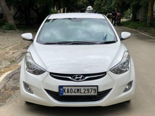 Used 2012 Elantra CRDi SX AT  for sale in Bangalore