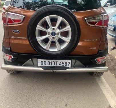 Used 2018 EcoSport 1.5 Diesel Titanium Plus  for sale in Patna