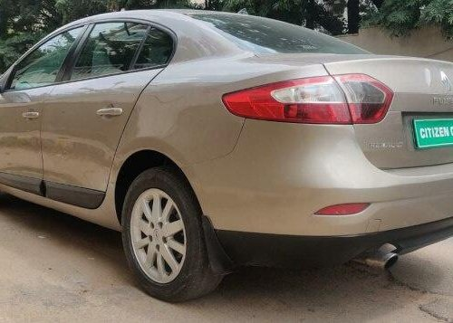 Used 2011 Fluence 1.5  for sale in Bangalore