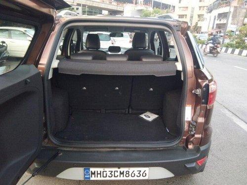 Used 2017 EcoSport 1.5 TDCi Titanium Plus  for sale in Mumbai