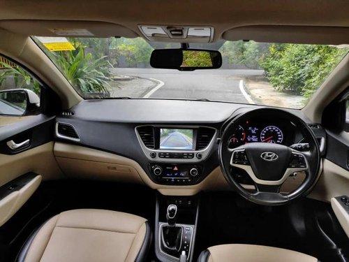 Used 2018 Verna CRDi 1.6 AT SX Option  for sale in New Delhi