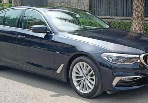 Used 2018 5 Series 520d Luxury Line  for sale in New Delhi