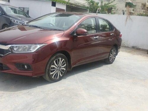Used 2017 City ZX CVT  for sale in Gurgaon