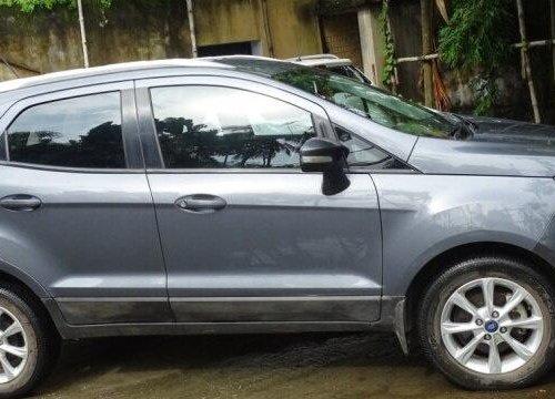 Used 2018 EcoSport 1.5 Diesel Titanium  for sale in Kolkata