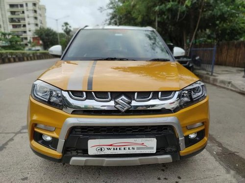 Used 2018 Vitara Brezza ZDi Plus  for sale in Mumbai