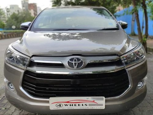 Used 2020 Innova Crysta 2.4 ZX 7 STR AT  for sale in Mumbai
