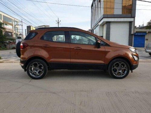 Used 2018 EcoSport 1.5 Diesel Titanium Plus  for sale in Indore