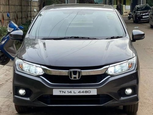Used 2017 City ZX CVT  for sale in Madurai