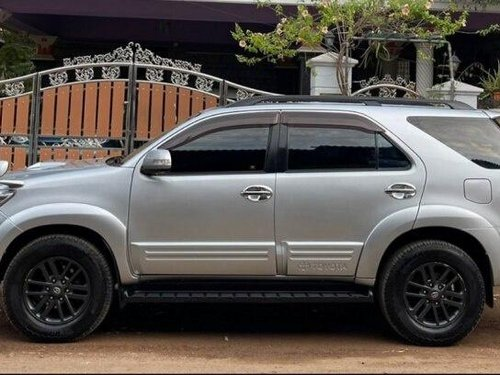 Used 2016 Fortuner 4x4 AT  for sale in Madurai