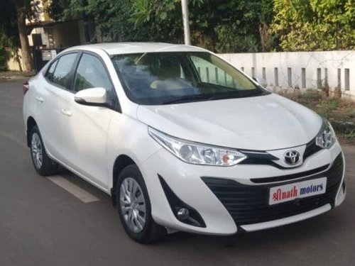 Used 2018 Yaris G CVT  for sale in Ahmedabad