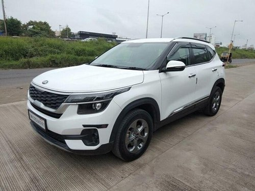 Used 2020 Seltos HTX Plus D  for sale in Pune