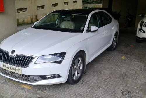 Used 2016 Superb Style 1.8 TSI AT  for sale in Mumbai