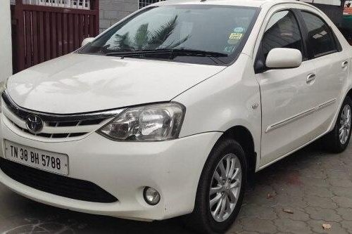 Used 2011 Etios V  for sale in Coimbatore