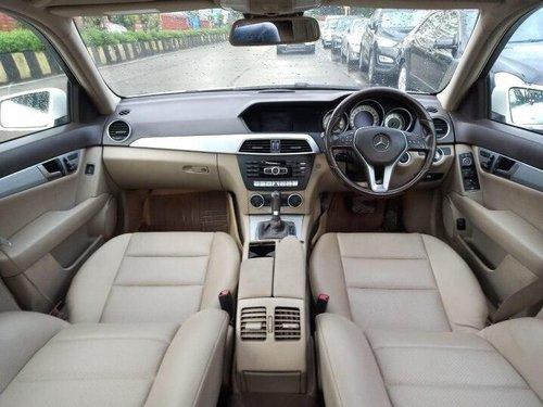 Used 2013 C-Class C 220 CDI Elegance AT  for sale in Mumbai