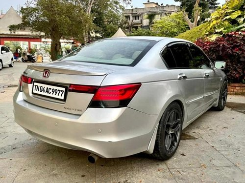 Used 2008 Accord 2.4 M/T  for sale in Chennai