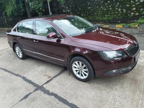 Used 2014 Superb Elegance 1.8 TSI AT  for sale in Mumbai
