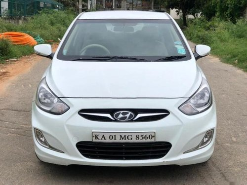 Used 2012 Verna 1.6 EX VTVT  for sale in Bangalore