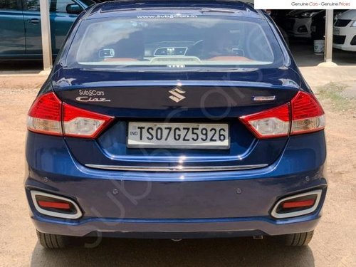 Used 2019 Ciaz Delta  for sale in Hyderabad
