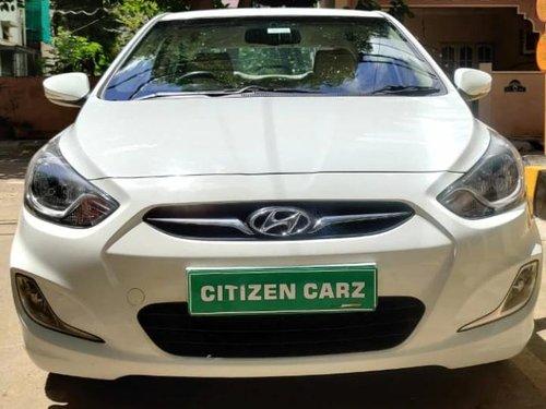 Used 2013 Verna 1.6 CRDi EX MT  for sale in Bangalore