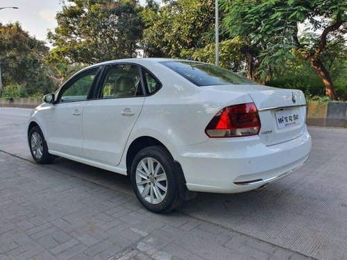 Used 2018 Vento 1.2 TSI Highline AT  for sale in Pune