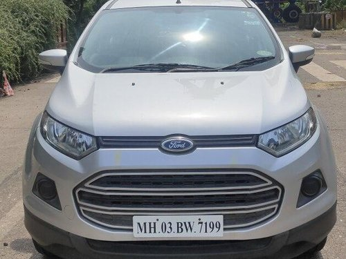 Used 2015 EcoSport 1.5 Diesel Trend  for sale in Mumbai