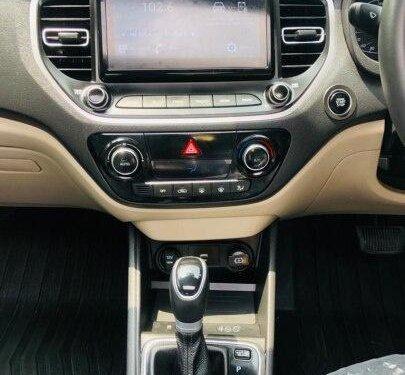 Used 2021 Verna SX IVT  for sale in New Delhi