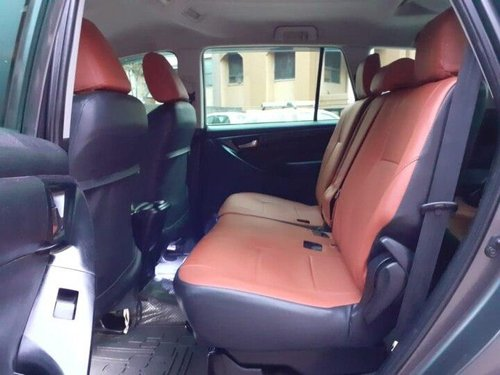 Used 2018 Innova Crysta 2.4 GX MT 8S  for sale in Thane