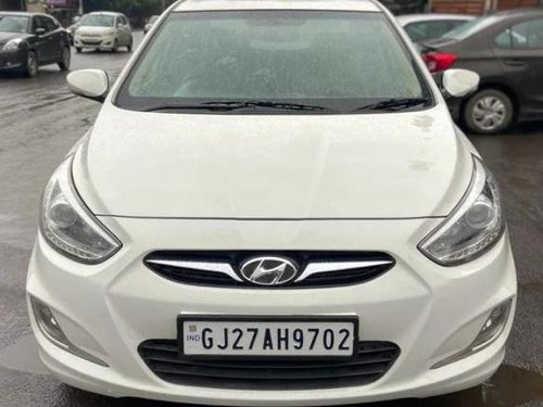 Used 2015 Verna 1.6 CRDi AT SX  for sale in Ahmedabad