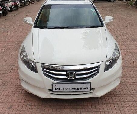 Used 2013 Accord 2.4 A/T  for sale in Mumbai
