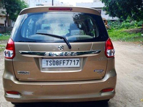 Used 2017 Ertiga ZDI Plus  for sale in Hyderabad