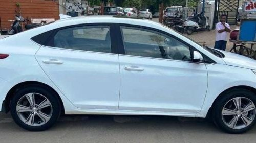 Used 2018 Verna CRDi 1.6 SX Option  for sale in Ahmedabad