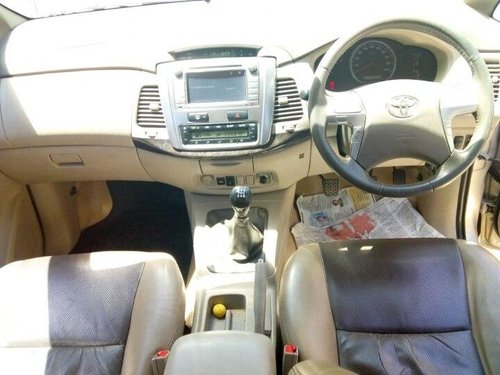 Used 2014 Innova 2.5 Z Diesel 7 Seater  for sale in Coimbatore