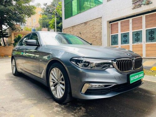 Used 2018 5 Series 520d Luxury Line  for sale in Bangalore