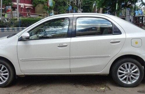 Used 2017 Etios VXD  for sale in Kolkata