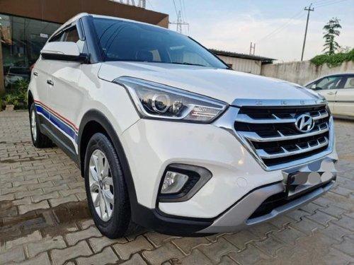 Used 2019 Creta 1.6 CRDi SX Option  for sale in Ghaziabad
