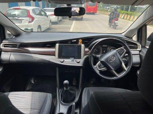 Used 2018 Innova Crysta 2.4 VX MT 8S  for sale in Mumbai