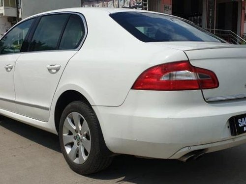 Used 2011 Superb Elegance 1.8 TSI AT  for sale in Indore
