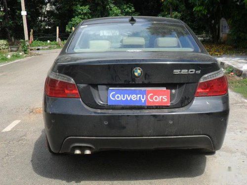 Used 2008 5 Series 2003-2012 520d  for sale in Bangalore