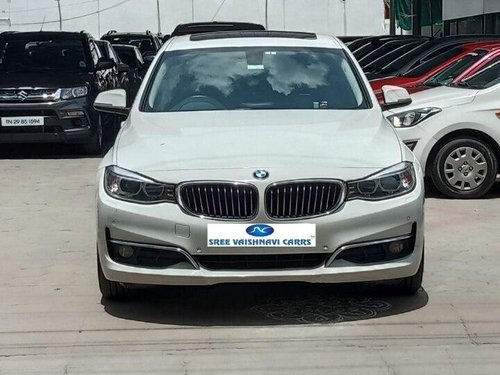 Used 2015 3 Series GT Luxury Line  for sale in Coimbatore