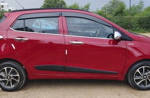 Used 2018 Grand i10 1.2 Kappa Sportz Option AT  for sale in Hyderabad