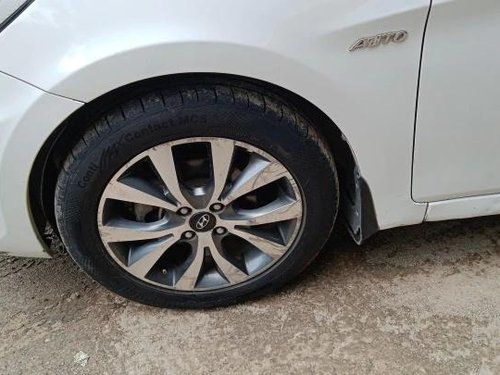 Used 2013 Verna 1.6 SX  for sale in Hyderabad