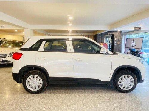 Used 2021 Vitara Brezza LXI  for sale in New Delhi