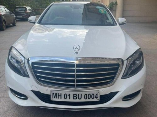 Used 2014 S Class S 350 CDI  for sale in Pune