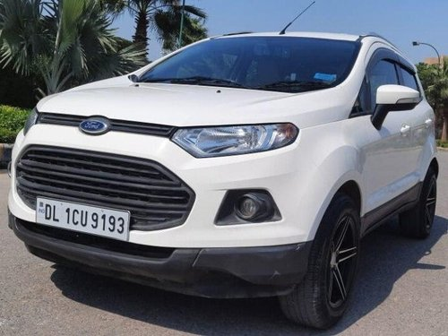 Used 2016 EcoSport 1.5 Petrol Ambiente  for sale in New Delhi